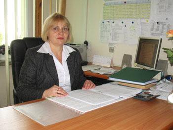 mgr inż. Maria Greczka - zastępca dyrektora